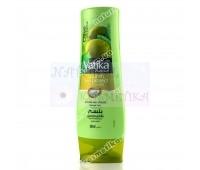Кондиционер для увлажнения и защиты, оливковый, Ватика / Dabur Vatika Nourish and protect Conditioner / 200 мл