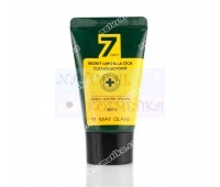 Комплекс- пена для умывания с АHA, BHA, PHA кислотами, Мay Island 7 Days Secret Centella Cica Cleansing Foam 30 мл