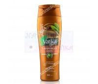 Шампунь с маслом арганы, увлажняющий, Ватика / Dabur Vatika Argan Shampoo / 200 мл