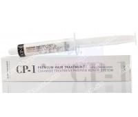 Восстанавливающая Протеиновая маска для волос Esthetic House CP-1 Premium Hair Treatment, 25 мл