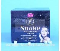 Омолаживающий крем для лица Banna Snake Moisturizing Cream Таиланд 100 мл