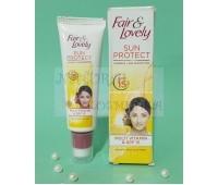 Солнцезащитный мультивитаминный крем, СПФ15++ / Fair & Lovely Advanced Multi Vitamin SPF 15 Face Cream / 50 г