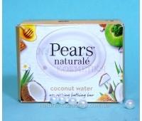 Натуральное мыло кокосовое Coconut Water Pears Naturalé содержит 100% натуральных ингредиентов 125 г