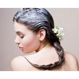 Индийские бальзамы для волос, тайские бальзамы для волос, натуральная азиатская косметика для волос.