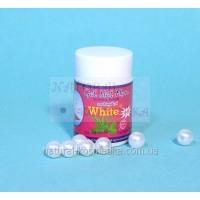 Очищающий гель от черных точек, расширенных пор, угрей и воспалений white gel hut mun, 22 гр