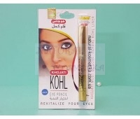 Каджал для глаз (черный) / Khojati Herbal Kohl Eye Liner Pencil Black/ 1.25 гр