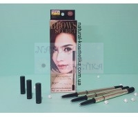 Карандаш для бровей /Сет для бровей 3D / Mistine 3D Brows' Secret Brow Set