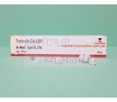 Гель Ретинол / Третиноин / Tretinoin Gel USP A-Ret 0,1 % / 20 г
