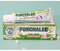 Зубная паста Панчали / Punchalee Fresh and Clean Thai Herb Toothpaste, 35 г