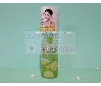 Лосьон для снятия макияжа с экстрактом алоэ и огурца / Baby Bright Aloe Vera & Cucumber Make up Cleansing Essence / 100 ml.