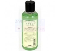 Травяной шампунь Алое Вера, Khadi / Aloe Vera, Khadi / 210 ml