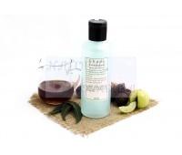 Травяной шампунь Хна, Амла и мед с екстракондиционирующим эффектом, Кхади / 210 мл