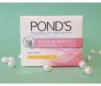 Осветляющий дневной крем от Пондс / White beauty  Day Cream, SPF 15 PA++, Pond's / 23 г