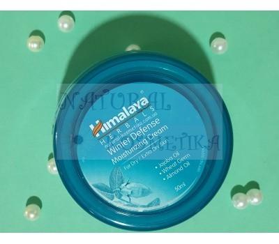 Зимняя защита, крем для лица / Himalaya Winter Defense Moisturizing Cream / 50 г