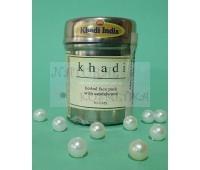 Убтан для лица Сандал, Кхади / Herbal Face Pack Sandalwood, Khadi / 50 г