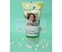 Гель для умывания от принцессы Шахназ, с нимом и тульси / Tulsi Neem Face Wash / 150 г