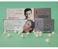 Клингель / Clindamycin Phosphate &Nicotinomide Gel / 20 г