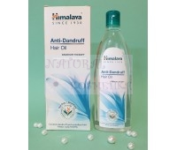 Масло против перхоти / Himalaya Anti-Dandruff Hair Oil / 200 мл