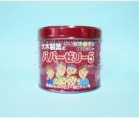 Детские витамины-желе с клубничным вкусом OHKI Papa Jelly 5 (Papazeri 5) - 120 шт.