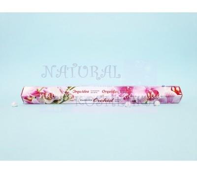 Угольные аромапалочки Орхидея / Orchid incense sticks / 20 шт