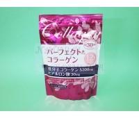 Комплекс с коллагеном, гиалуроновой кислотой и глюкозамином / Perfect Hyaluronic Acid HA & Collagen Powder / Asahi / Япония / 225 г