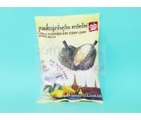 Жевательные тайские конфеты с соком дуриана / MitMai Durian Fruit Candy / 110 г