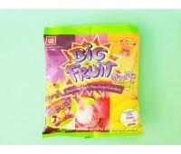 Жевательные фруктовые конфетки Big Fruit / MitMai / 150 g
