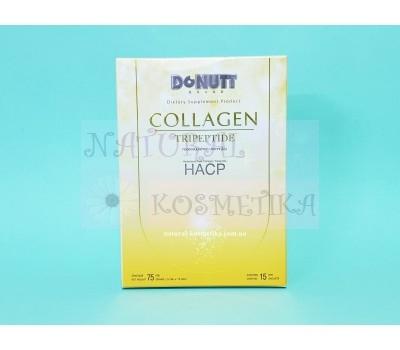 Коллагеновый трипептид HACP / Donutt Brand / 15 пакетиков х 5 г