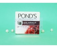 Дневной крем-корректор против морщин Пондс / Age Miracle  / Pond's / Индия / 20 г
