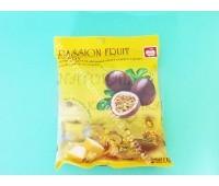 Конфеты со вкусом маракуйи Passion Fruit Candy / MitMai / Таиланд / 110 г