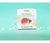 Мыло с экстрактом сандала Саундарья Патанджали / Patanjali / Индия / 75 г