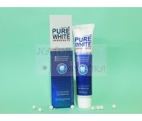 Отбеливающая зубная паста / Pure White / Bioaqua / Китай / 120 г