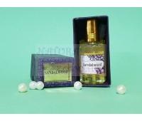 Натуральное ароматное масло сандалового дерева / Sandalwood / Magic of India / Индия / 10 мл