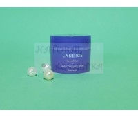 Ночная успокаивающая маска с лавандой / Laneige / Water Sleeping Mask / Корея / 15 мл