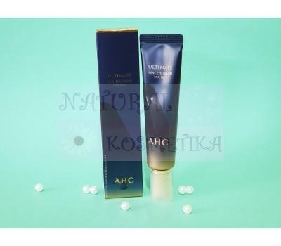 Крем для век и лица с пептидами / Ultimate Real Eye Cream For Face / AHC / 30 ml