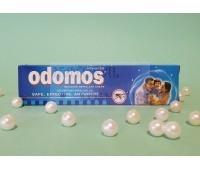 Одомос, крем против комаров / Odomos mosquito repellent  cream, Dabur / 25 г