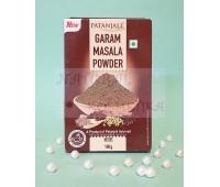 Гарам масала, для первых блюд и овощей / Patanjali Garam Masala / 100 г