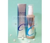 Тональная основа с коллагеном, натуральный оттенок 21 / Enough Collagen Moisture Foundation SPF 15 / 100 мл