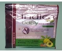 Бургунд, Бордовый, Натуральная Краска для волос 10-минутка, Индика / Indica easy hair color, Burgund 3/  25 мл