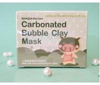 Пузырьковая маска с глиной / Milky Piggy Carbonated Bubble Clay Mask / 100 г