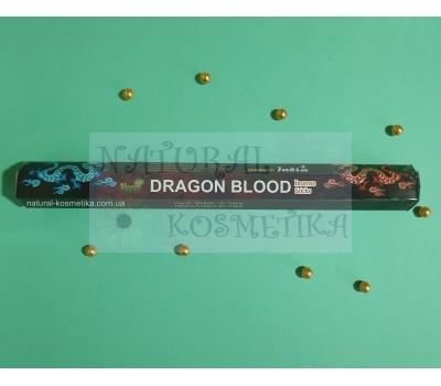 Угольные аромапалочки Кровь Дракона / Dragon Blood incense sticks / 20 шт