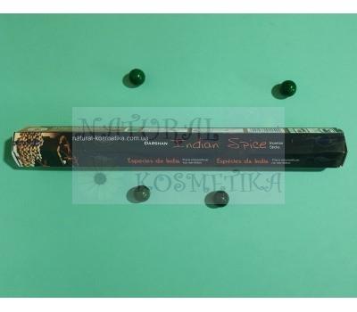 Угольные аромапалочки Индийские специи /  Indian Spices incense sticks / 20 шт