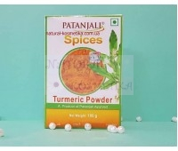 Куркума молотая, Патанджали / Aarogya Spices Turmeric Powder, Patanjali / 100 g