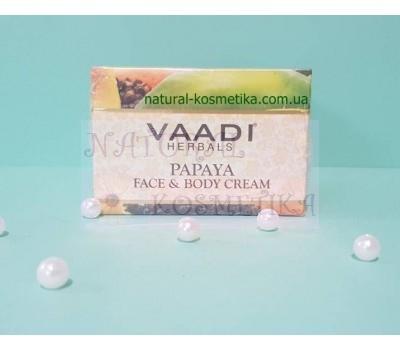 Крем для лица и тела Papaya Vaadi Hrbals 90 мл