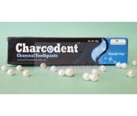 Зубная паста с углем, Каркодент / Charcodent Toothpaste, Heed Herbal / 100 г