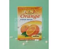 Порошковая маска Апельсин, Кхади / Face Pack Orange, Khadi / 125 г