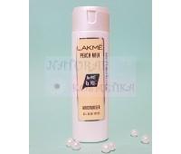 Персиковое молочко, Лакме / Lakme Fruit Moisture Peach Milk Moisturizer / 60 мл